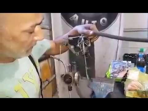 паровой двигатель  своими руками.криво- косо но крутит:)