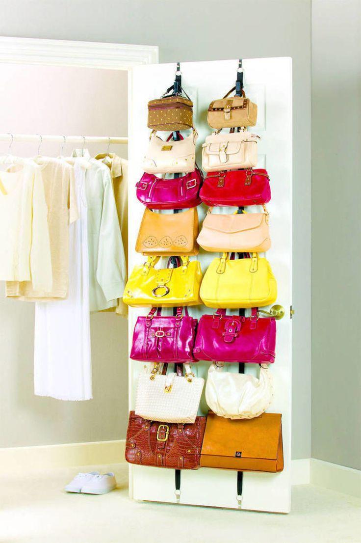 сумки на двери