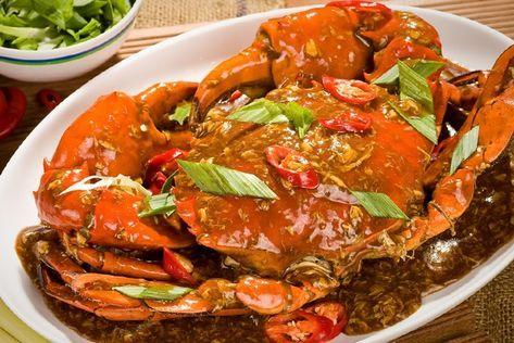 Resep Kepiting Saus Padang Ala Resto dan Cara Membuat Kepiting Saus Padang Special Praktis serta Resep Masakan Seafood Enak lengkap Cara Mengolah Kepiting