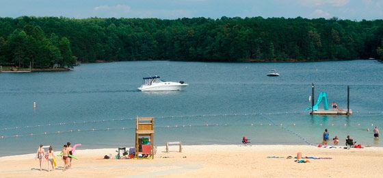 Smith Mountain Lake State Park Va Beach Campgrounds