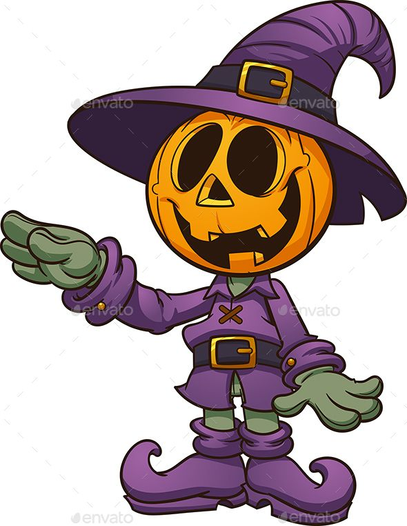 Halloween Character With Images Halloween Illustration
