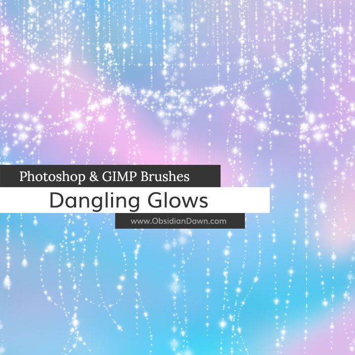 Dangling Glows Brushes