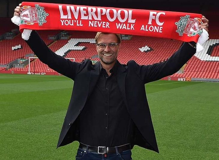 """KLOPP: """"#LFC might not conquer the world, but we'll conquer the ball!"""" http://www.liverpoolecho.co.uk/sport/football/football-news/jurgen-klopp-liverpool-we-might-10233939…"""