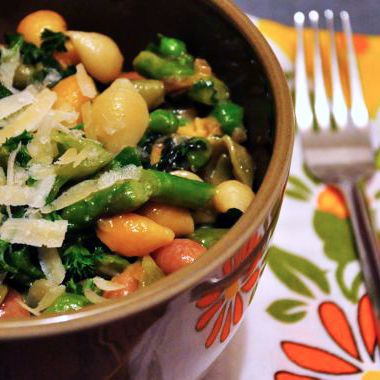 It's Time to Spring For a Seasonal Pasta