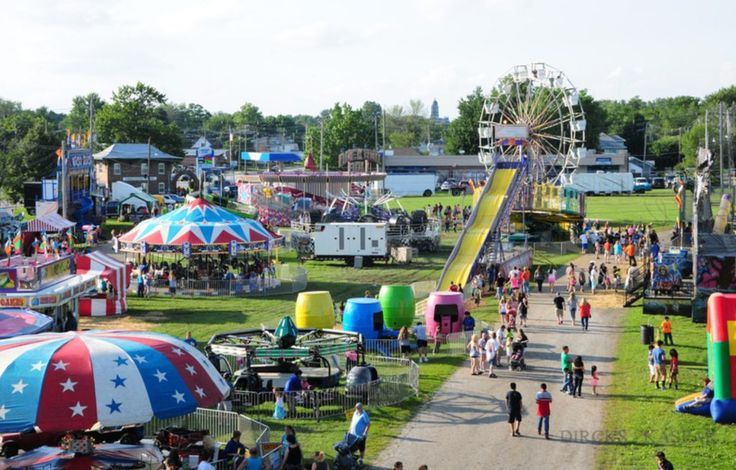 Clinton County and 4-H Fair Schedule July 5 thru July 15, 2017 – Clinton County Daily News
