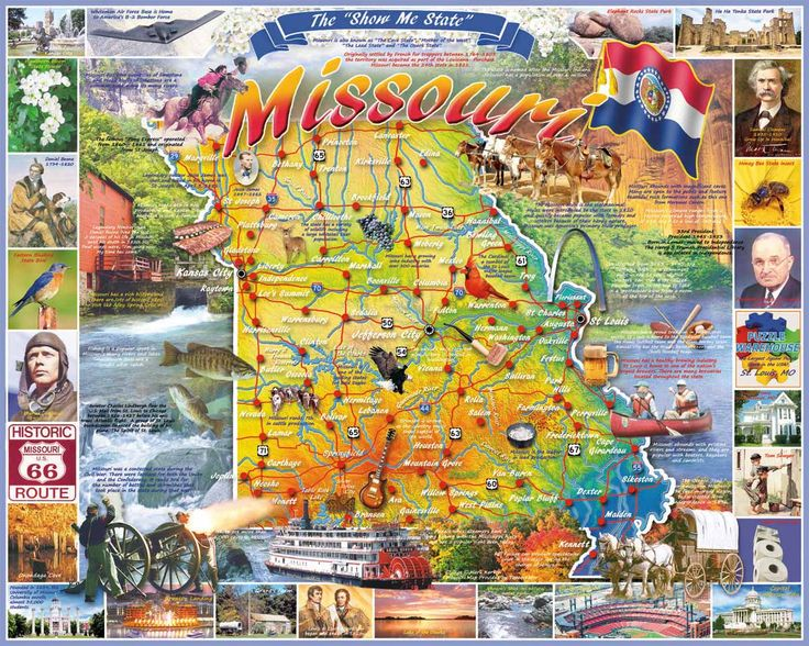 Best Great American Rivers The Missouri Images On - Show me a map of missouri