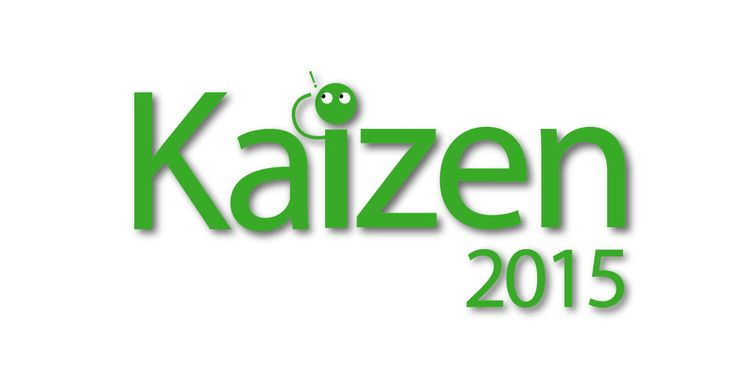 Event Logo for Kaizen - Let's Think!