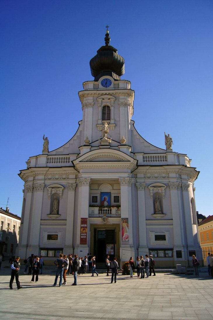 Minor Basilica of the Presentation of the Blessed Virgin Mary | Wadowice, Poland