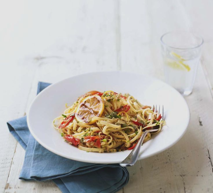 Crab Linguine | Discover New Favourites with the Zizzi Spring Menu 2014 #ZizziFavourites