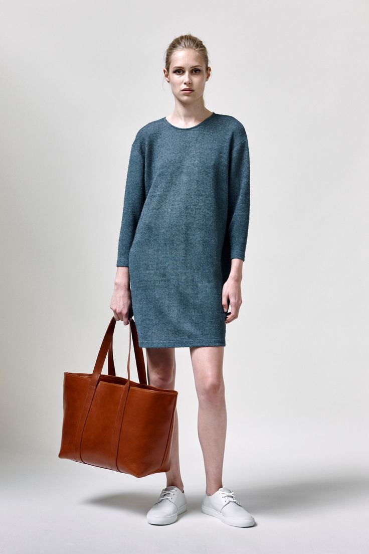 Remi Dress, Tori Bag and Leather Sneakers | Samuji SS16 Seasonal Collection