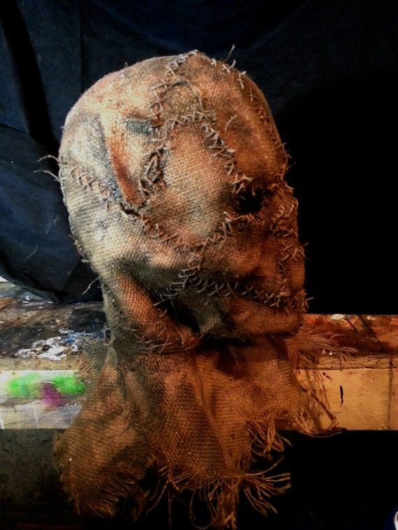 Halloween Mask Scary