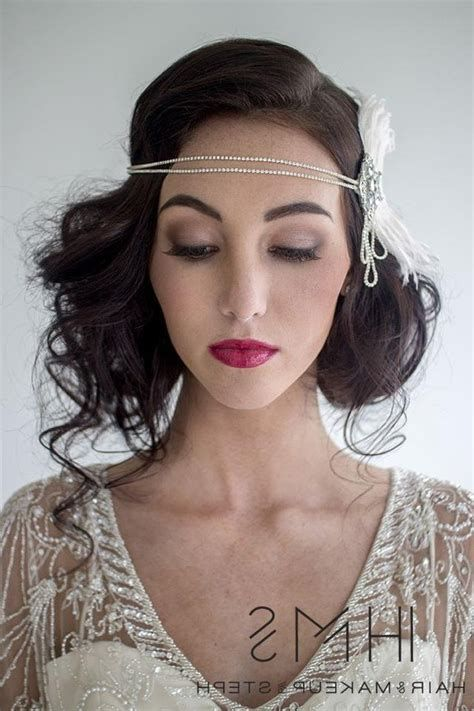 20 Photo Of Flapper Girl Long Hairstyles flapperhair in ...