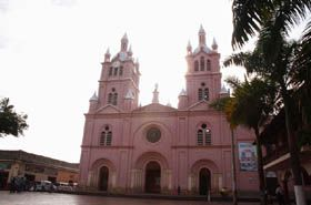 The Basilica of the Lord of Miracles, Buga