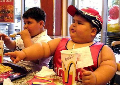 Vídeo contra la Obesidad Infantil Hay que verlo