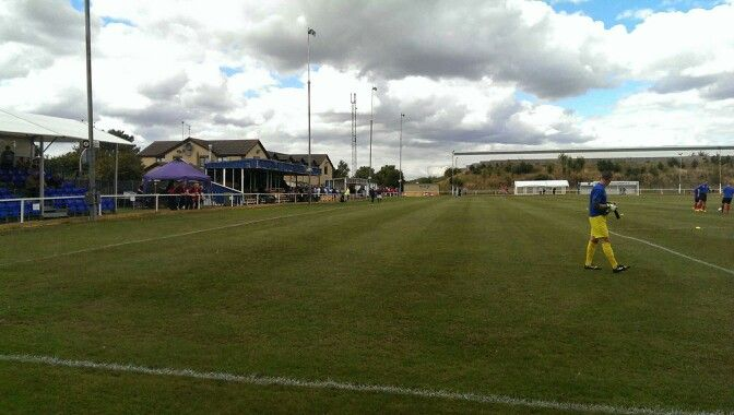 Kettering Town for Non League Day
