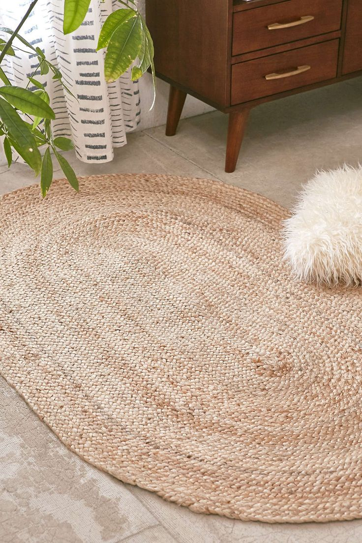 Magical Thinking Oval Jute Rug 231 best