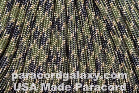 550 Paracord MC Veteran 100 ft Made in USA [167-202] - $4.99 : Paracord for sale at discount prices, 550 Paracord, Bracelet Supplies, Beads, Buckles, Charms from ParacordGalaxy.com