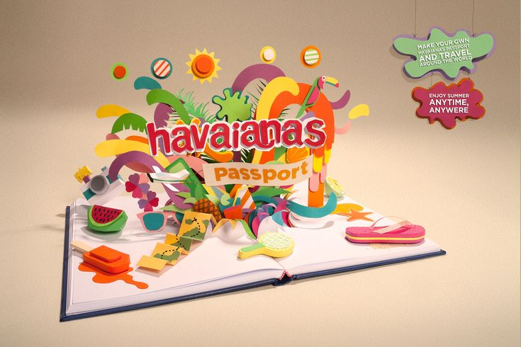 havaianas_papercrafts