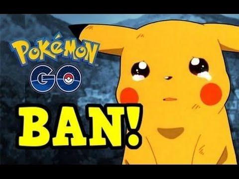 Покемон ГО   Pokemon GO Как снять бан.  Способ за 1 минуту.