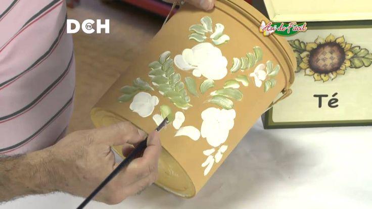 5° clase Pintura decorativa