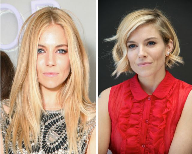 Chop, Chop: 21 Celebrities Go From Long to a Long Bob: Is It Time You Chopped Off Your Hair?