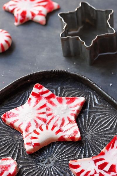 Peppermint Candy Ornaments: Simple and Fun