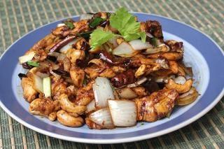 Fried Chicken Cashew Nuts | Meat | Sri Lankan Recipes