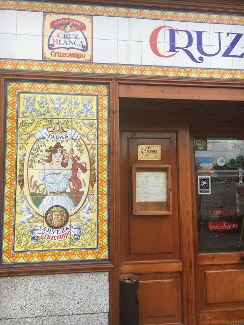 Ruta Martuka: Cervecería Cruz Blanca De Vallecas: El Cocido Madrileño