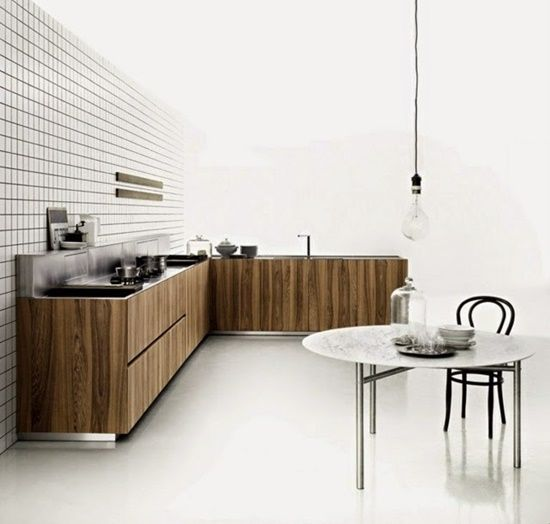 Sleek Kitchen Design: 1000+ Ideas About European Kitchens On Pinterest
