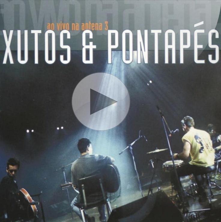 Listen to 'Doçuras - Live' by Xutos & Pontapés from the album 'Xutos & Pontapés Ao Vivo Na Antena 3' on @Spotify thanks to @Pinstamatic - http://pinstamatic.com