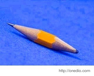 :)I had one like this my mom gave me her old pencil when she was student:)