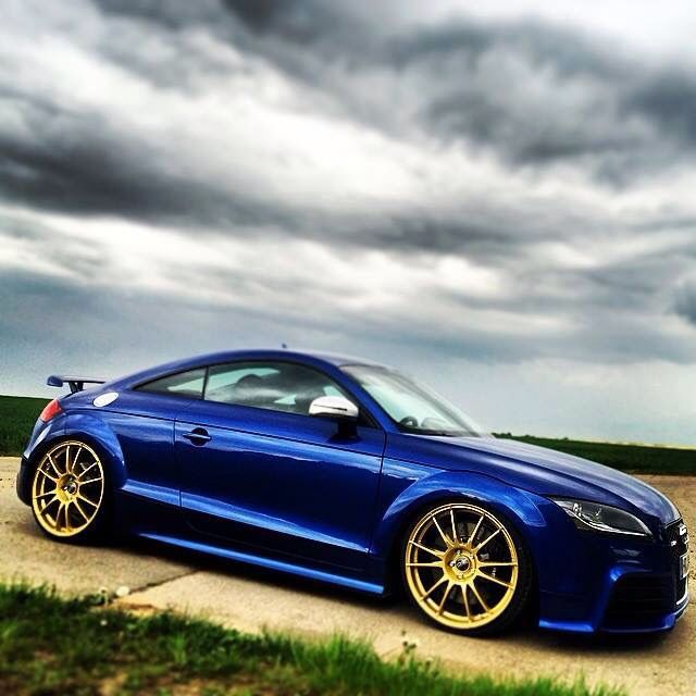 #Audi #TT #RS #Custom #Body Kit
