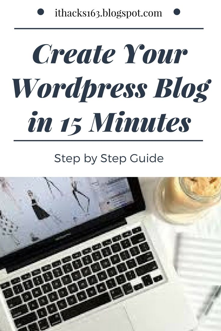 How to create a website on Wordpress | Awesome Blogging and