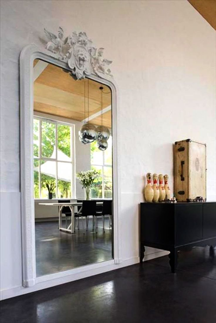 Make A Focal Point With Large Mirrors  -   #largemirrordesignideas #largemirrorideas #mirrordesigns #mirrorslarge #mirrorslargedecorative