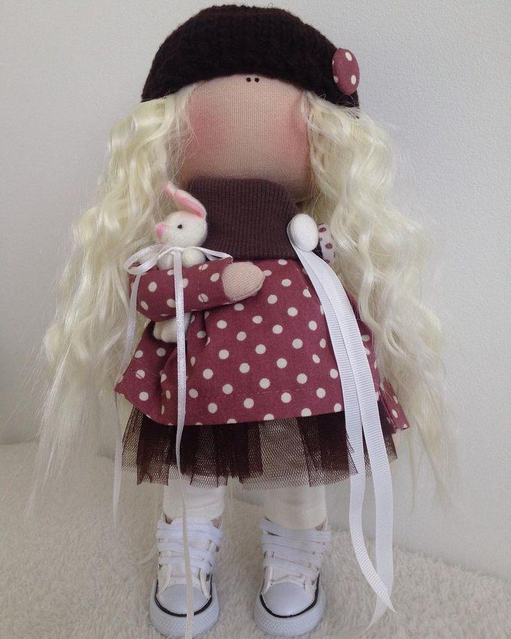 """34 Me gusta, 2 comentarios - ⠀⠀⠀⠀⠀⠀⠀⠀⠀⠀⠀Интерьерные куклы (@dolls_with_love_) en Instagram: """"У всех зефирки, а у меня шоколадная крошка получилась🤗😋🙈"""""""