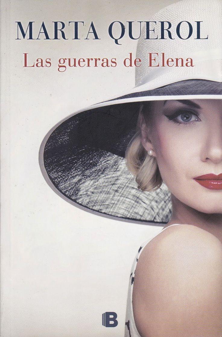"""""""Las guerras de Elena"""" (3S/8903) es la segunda novela de la escritora valenciana Marta Querol. La obra, aunque puede leerse de manera independiente, es continuación y secuela de su primera novela """"El final del ave fénix"""". Elena Lamarc, la protagonista de esta historia, planta cara a la vida y decide no derrumbarse ante la infidelidad de su marido. Elena vive en Valencia, en los últimos años del franquismo, y su hija Lucía la necesita más que nunca."""