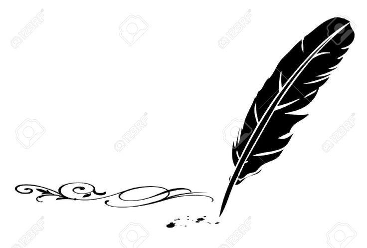 siluet natur feather - Hledat Googlem