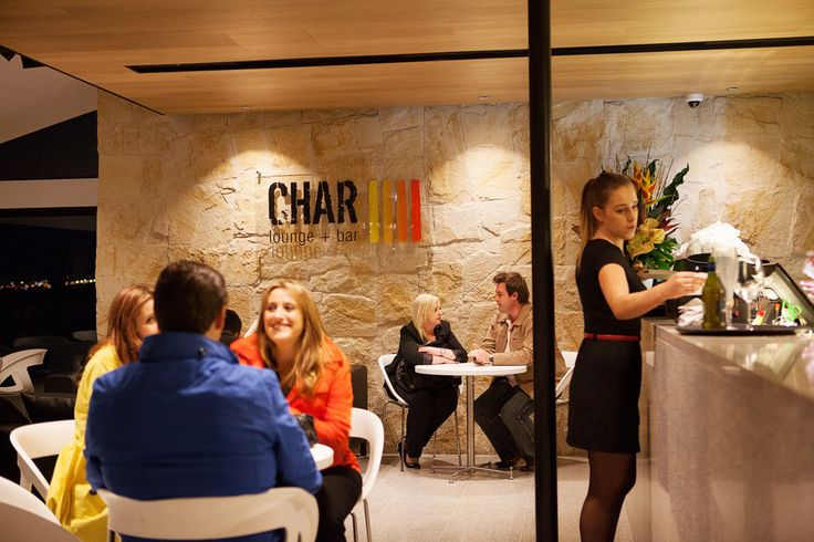 The Char Lounge