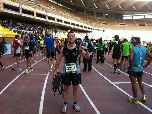 Instructor Brian Ankers - Marathon Man