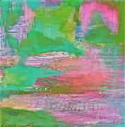 Discover Original Art for Sale Online at UGallery   Fate Smiled acrylic painting by Alicia Dunn