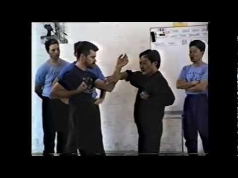 ▶ Wing Chun Malaysia - Sifu Wong Shun Leung on Dan Chi Sau (part 1) - YouTube