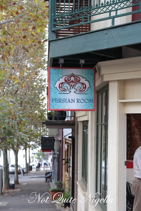the persian room, pyrmont