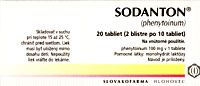 Sodanton tbl. (phenytoinum)