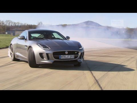 Jaguar F-Type R: Britisches Overstatement - Fast Lap   auto motor und sport - YouTube