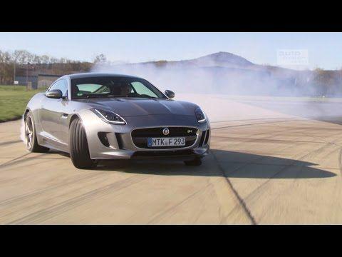 Jaguar F-Type R: Britisches Overstatement - Fast Lap | auto motor und sport - YouTube