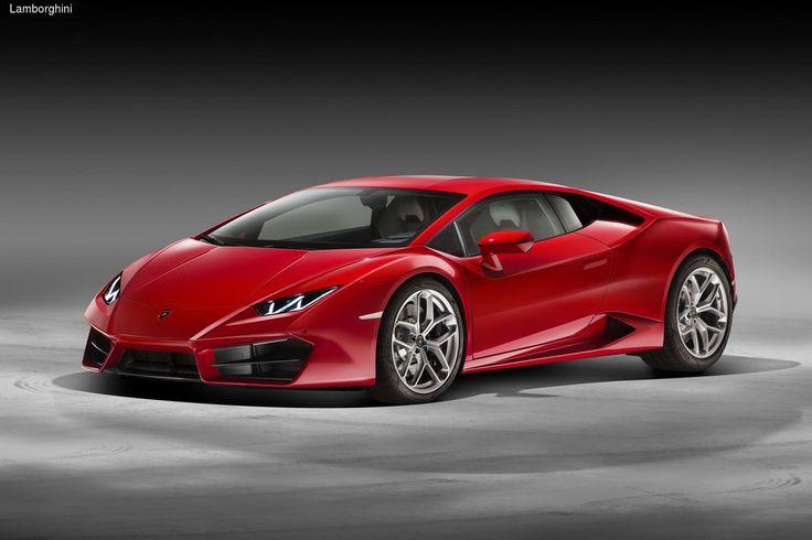 Lamborghini привез в Лос-Анджелес новый Huracan