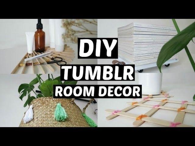Diy Tumblr Room Decor Minimal And Affordable Ideas 2018