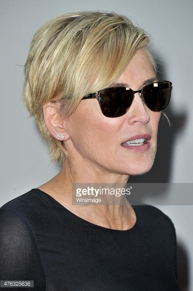 1000 id es sur le th me sharon stone hairstyles sur for Coupe de cheveux sharone stone