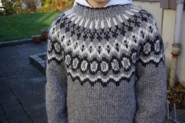 Icelandic Sweaters