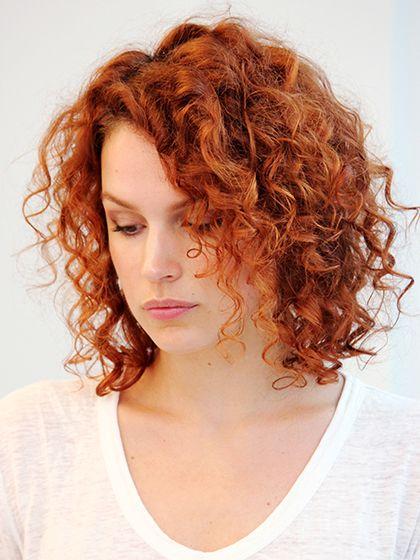 How Allure Editors Style Their Curls - Chloe Metzger